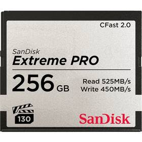 Sandisk Extreme Pro CFast 2.0 256 GB (525R/450W) (SDCFSP-256G-G46D)