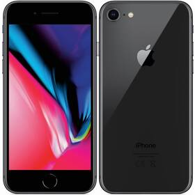 Apple iPhone 8 64 GB - Space Gray (MQ6G2CN/A) (Vystaveno na prodejně 8800359948)