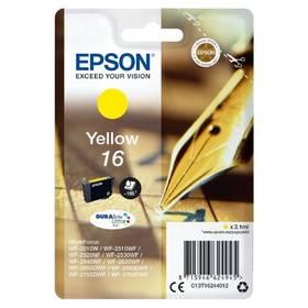 Epson DURABrite Ultra T16, 165 stran (441640) žlutá