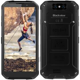 iGET BLACKVIEW GBV9500 Plus Dual SIM (84001853) černý