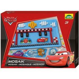 Mozaika Lena Disney Cars červená