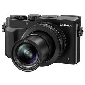 Panasonic DMC-LX100EPK černý + Doprava zdarma