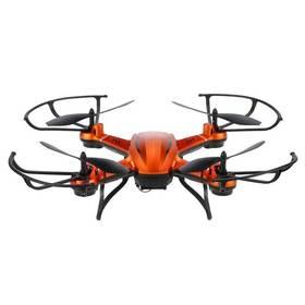 JJR/C H12WH 2.4GHz, čtyřvrtulový, kamera 1280x 720 WiFi FPV oranžový + Doprava zdarma