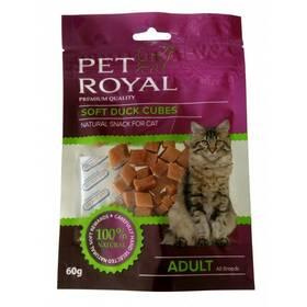 Pet Royal Cat Soft kachní kostky 60 g