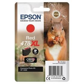 Epson 478 XL, 830 stran (C13T04F54010) červená