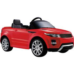 Buddy Toys BEC 8027 Rover Red + Doprava zdarma