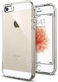 Kryt na mobil Spigen Neo Hybrid Crystal pro Apple iPhone 5/5s/SE (041CS20182) zlatý