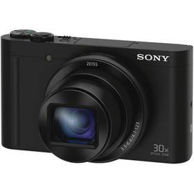 Sony Cyber-shot DSC-WX500 (DSCWX500B.CE3) černý + Doprava zdarma