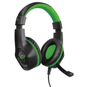 Trust GXT 404G Rana pro Xbox One (23346) černý/zelený