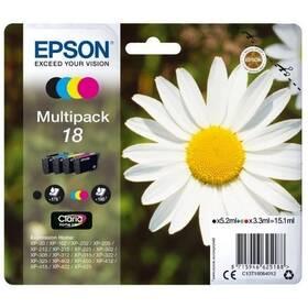 Epson 18 multipack, 175/3x180 stran, CMYK (C13T18064012)