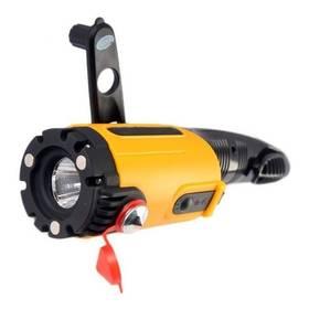 Evolveo CAR LIGHT (CAR LIGHT) černá/žlutá (vrácené zboží 8800668136)