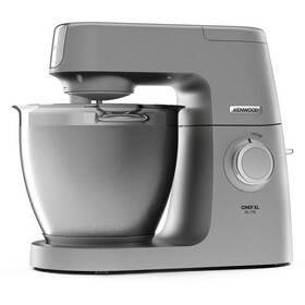 Kenwood Chef XL Elite KVL6370S stříbrný + Doprava zdarma