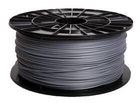 Filament PM 1,75 ABS, 1 kg (F175ABS_SI) stříbrná