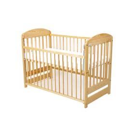 For Baby Marek stahovací bok borovice Matrace do postýlky For Baby 120x60 cm - bílá (zdarma) + Doprava zdarma