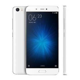 Xiaomi Mi5 32 GB (472543) bílý Voucher na skin Skinzone pro Mobil CZSoftware F-Secure SAFE 6 měsíců pro 3 zařízení (zdarma) + Doprava zdarma