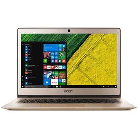 Acer Swift 1 (SF113-31-P3CJ) (NX.GPMEC.001) zlatý Software F-Secure SAFE, 3 zařízení / 6 měsíců (zdarma)Monitorovací software Pinya Guard - licence na 6 měsíců (zdarma) + Doprava zdarma