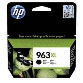 HP 963XL, 2000 stran (3JA30AE) černá
