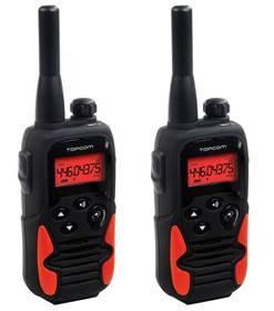 Vysielačky Topcom Twintalker 9500 soft (5411519017321)