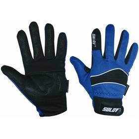 Rukavice zimní cyklo-běžky Sulov vel. XL, modré