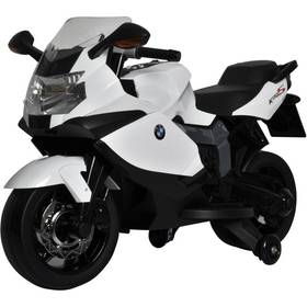 Buddy Toys BEC 6010 BMW K1300 černá/bílá + Doprava zdarma