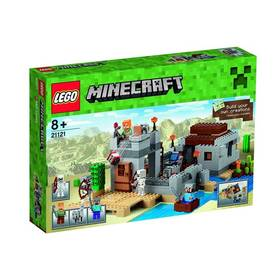 LEGO® MINECRAFT 21121 Pouštní hlídková stanice
