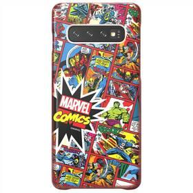 Samsung Marvel Comics pro Galaxy S10 (GP-G973HIFGKWH) červený