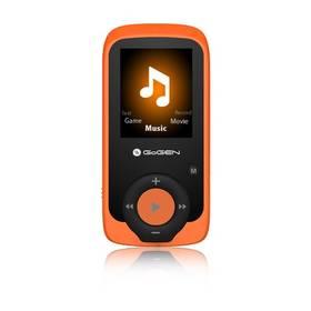 MP3 přehrávač GoGEN Maxipes Fík MAXI MP3 O oranžový (vrácené zboží 8800202134)