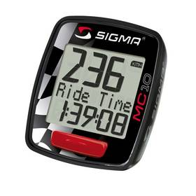 Cyklo/moto počítač Sigma MC 10 Moto - černá