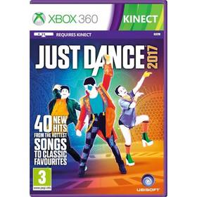 Ubisoft Xbox 360 Just Dance 2017 (3307215967713)