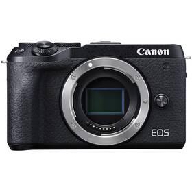 Canon EOS M6 MARK II, tělo (3611C002) černý