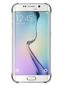 Kryt na mobil Samsung pro Galaxy S6 Edge (EF-QG925B) (EF-QG925BSEGWW) strieborný