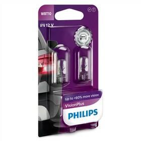 Philips VisionPlus WBT10, 2ks (12040VPB2)