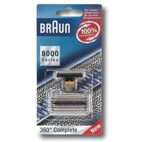 Braun CombiPack Series5 - 51S stříbrné + Doprava zdarma
