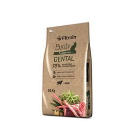 FITMIN Cat Purity Dental 10 kg + Antiparazitní obojek za zvýhodněnou cenu + Doprava zdarma