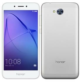 Honor 6A Dual SIM (51091UFU) stříbrný + Doprava zdarma