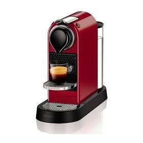 Krups Nespresso Citiz XN740510 červené + Doprava zdarma