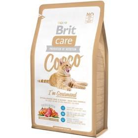 Granule Brit Care Cat Cocco I´m Gourmand 7 kg