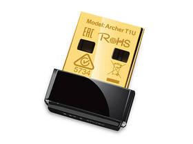 Wi-Fi adaptér TP-Link Archer T1U AC450 (Archer T1U) černý (vrácené zboží 8800184513)