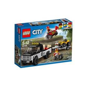 LEGO® CITY GREAT VEHICLES 60148 Závodní tým čtyřkolek