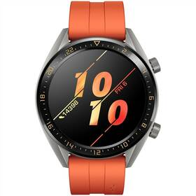 Huawei Watch GT Active (55023722) oranžové