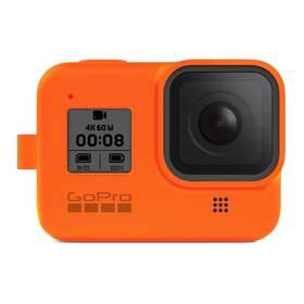 GoPro Sleeve + Lanyard (HERO8 Black) - oranžový