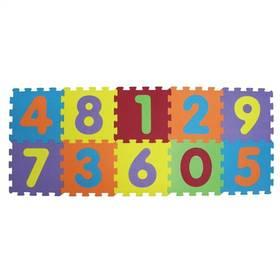 Penové puzzle Ludi - čísla