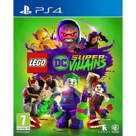 Ostatní PlayStation 4 LEGO DC Super Villains (5051892216852)