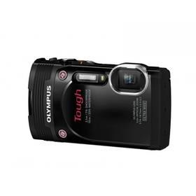Olympus TG-850 černý + Doprava zdarma