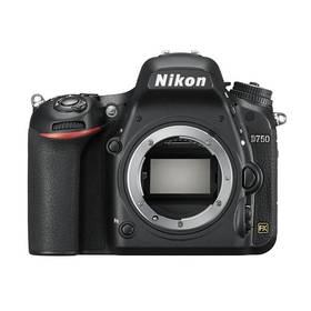Nikon D750 tělo černý + Doprava zdarma