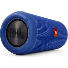 JBL Flip3 modrý + Doprava zdarma