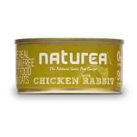 Naturea GF Cat - Chicken, Rabbit 80g