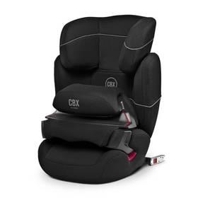 Cybex Aura-fix CBXC 2016, 9-36kg, Pure Black + Doprava zdarma