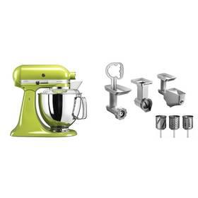 Set KitchenAid - kuchyňský robot 5KSM175PSEGA + FPPC balíček s příslušenstvím + Doprava zdarma