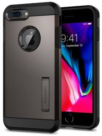 Spigen Tough Armor 2 pro Apple iPhone 7 Plus / 8 Plus - metal (HOUAPIP8PSPME1) + Doprava zdarma